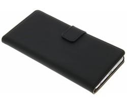 Selencia Luxe Book Case Huawei P9 - Zwart
