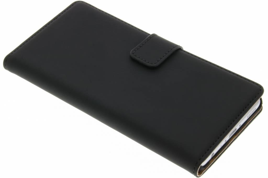 Selencia Luxe Book Case voor de Huawei P9 - Zwart