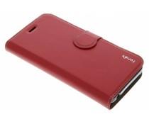 Fonex Identity Bookcase Huawei Y5 - Rood