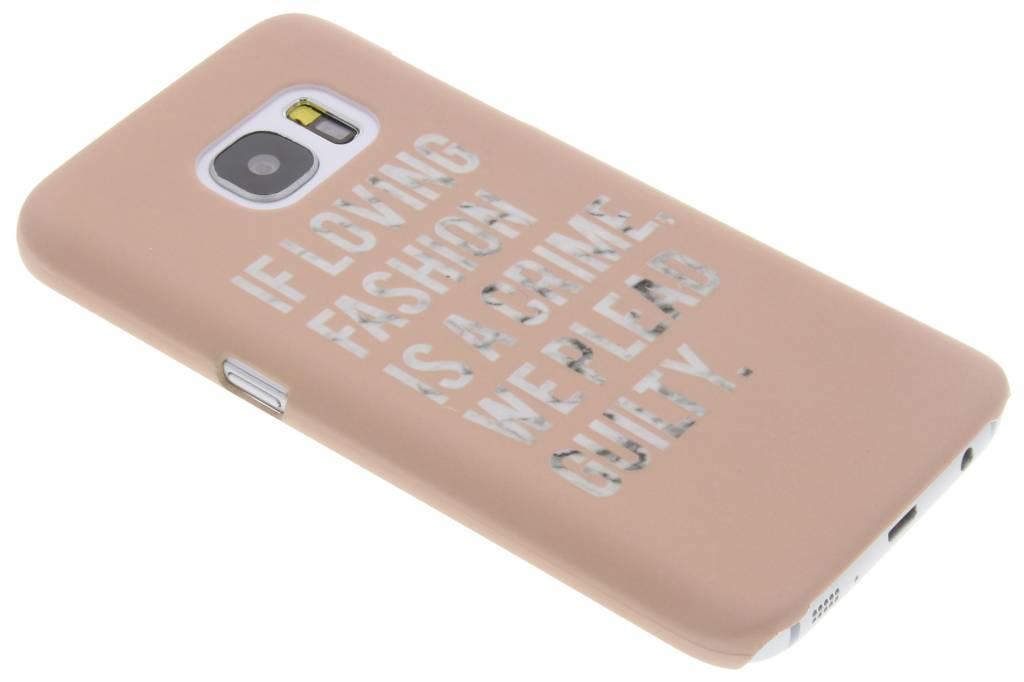 Loving fashion design hardcase hoesje voor de Samsung Galaxy S7