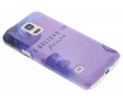 SmartPrint Fairies hardcase Samsung Galaxy S5 Mini