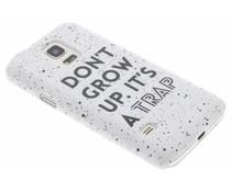 SmartPrint Grow Up hardcase Samsung Galaxy S5 Mini