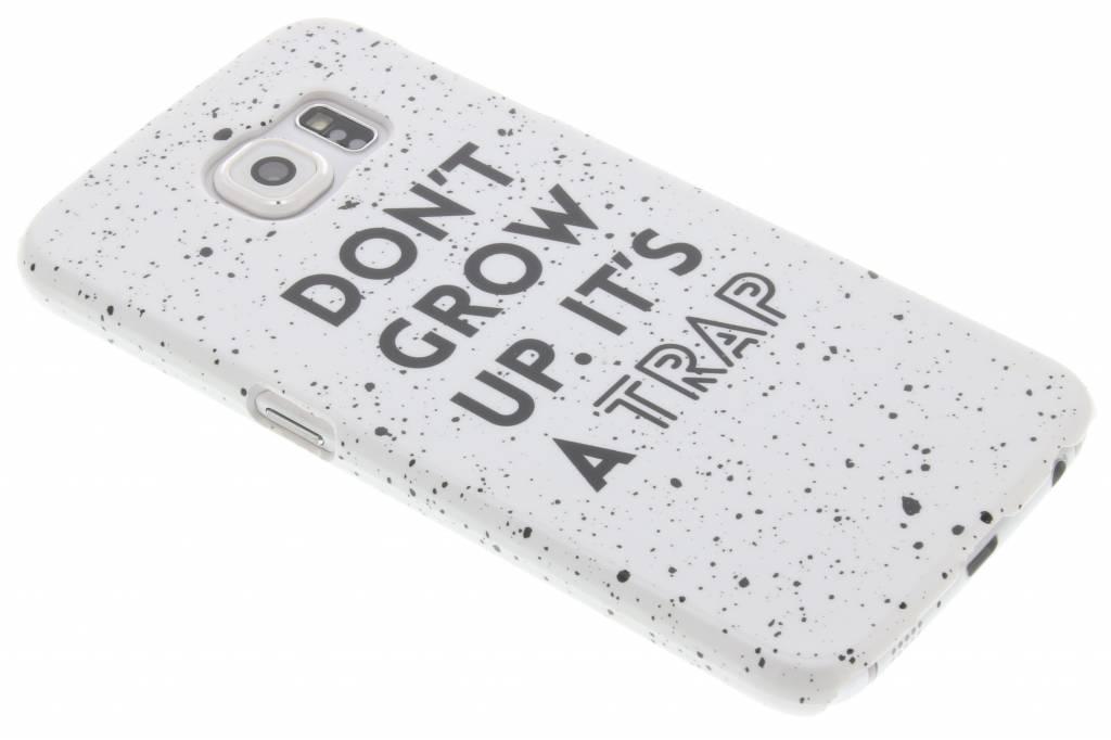 SmartPrint Grow Up hardcase voor de Samsung Galaxy S6