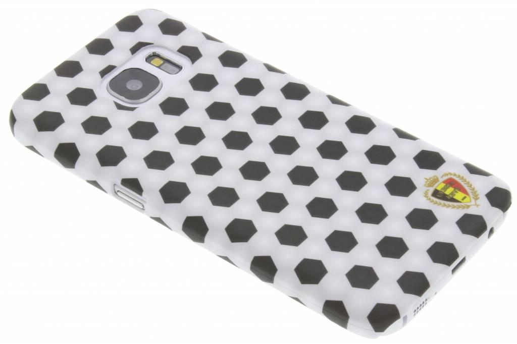 EK voetbal design hardcase hoesje voor de Samsung Galaxy S7