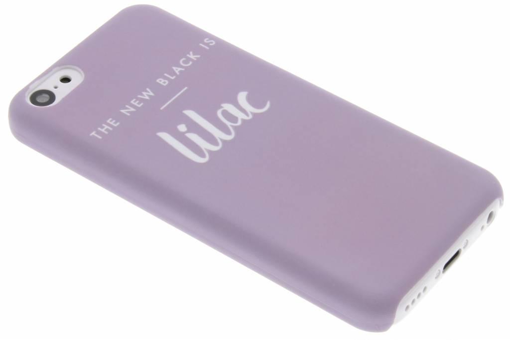The new black design hardcase hoesje voor de iPhone 5c
