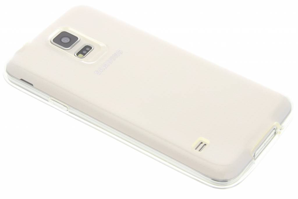 Transparante gel case voor de Samsung Galaxy S5 (Plus) / Neo