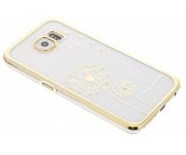 Transparant design hardcase Samsung Galaxy S6 Edge