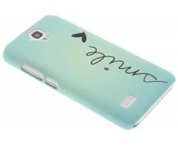 Design hardcase hoesje Huawei Y5