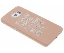 Design hardcase hoesje Samsung Galaxy S6