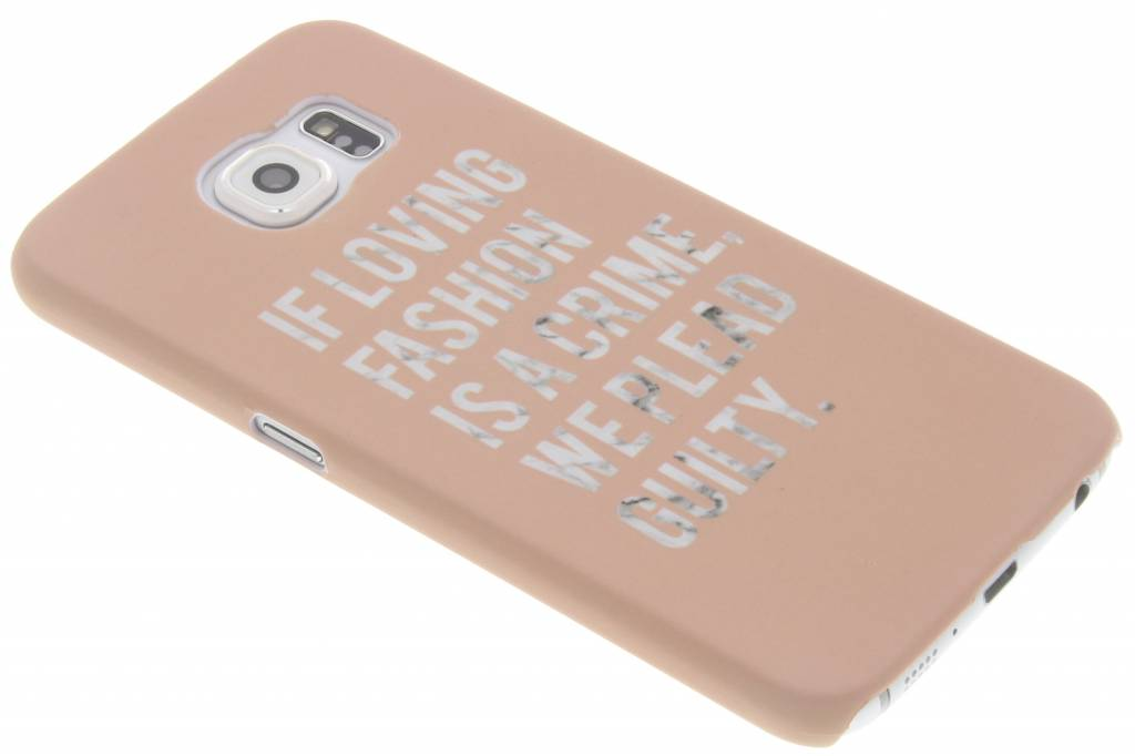 Loving design hardcase hoesje voor de Samsung Galaxy S6