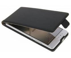 Selencia Luxe Flipcase Huawei P9 - Zwart
