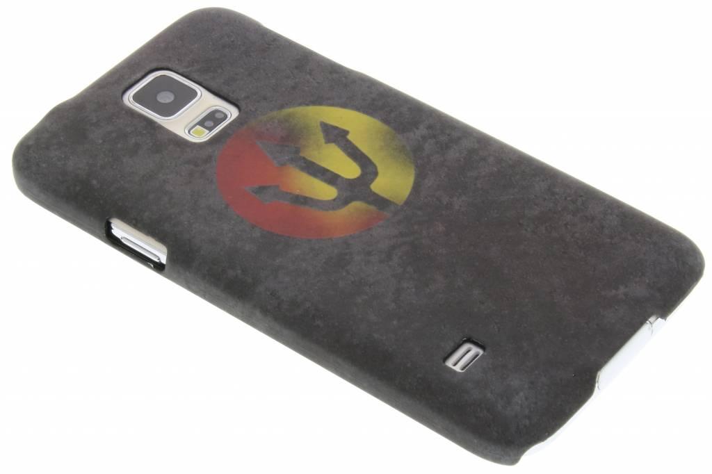 EK drietand design hardcase hoesje voor de Samsung Galaxy S5 (Plus) / Neo