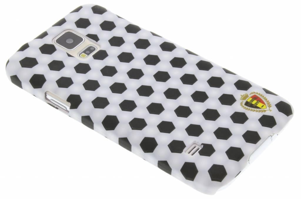EK voetbal design hardcase hoesje voor de Samsung Galaxy S5 (Plus) / Neo