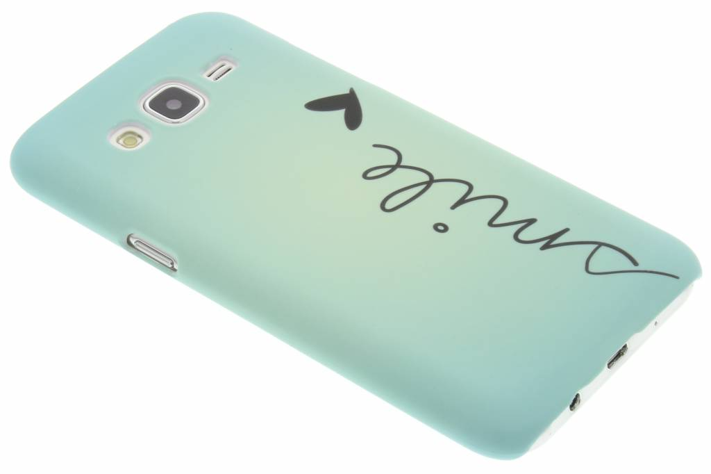 Smile design hardcase hoesje voor de Samsung Galaxy J5