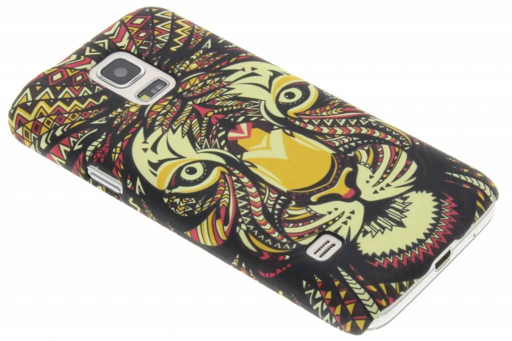 Tijger aztec animal design hardcase hoesje voor de Samsung Galaxy S5 Mini