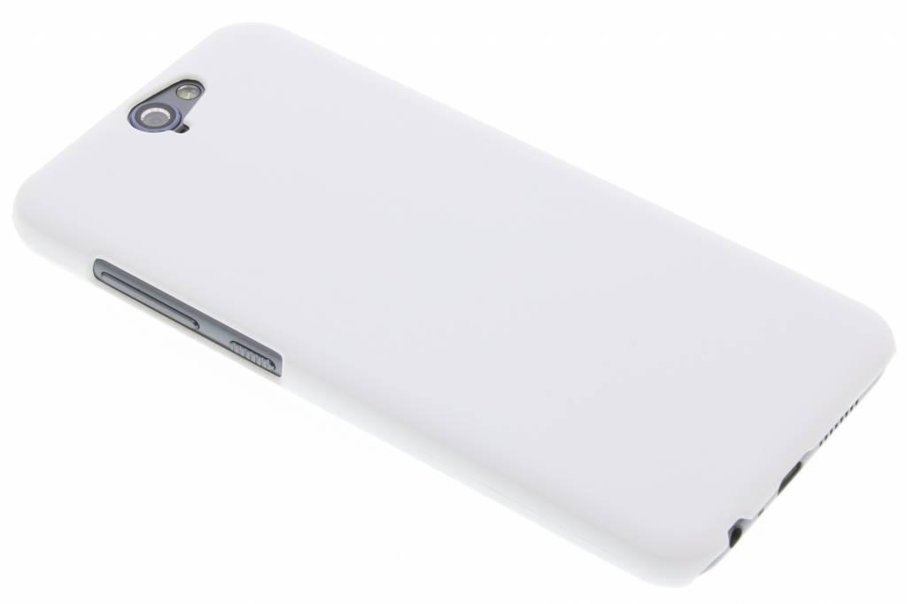 Wit effen hardcase hoesje voor de HTC One A9