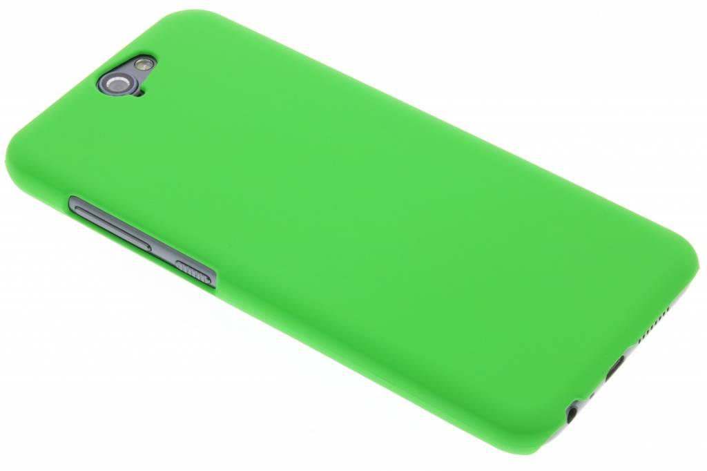 Groen effen hardcase hoesje voor de HTC One A9