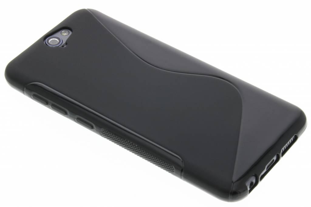 Zwart S-line TPU hoesje voor de HTC One A9
