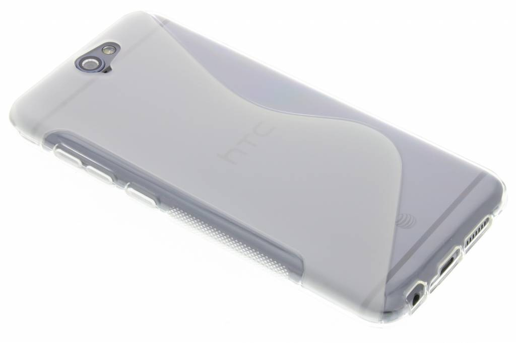 Transparant S-line TPU hoesje voor de HTC One A9