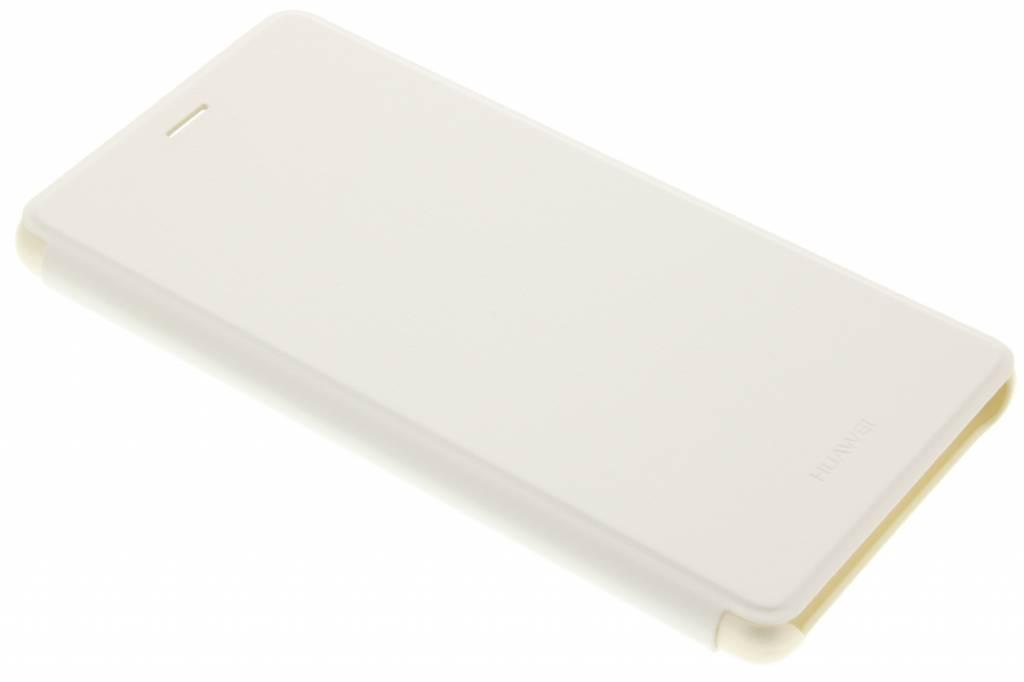 Huawei Slim Book Case voor de Huawei P9 Lite - Wit