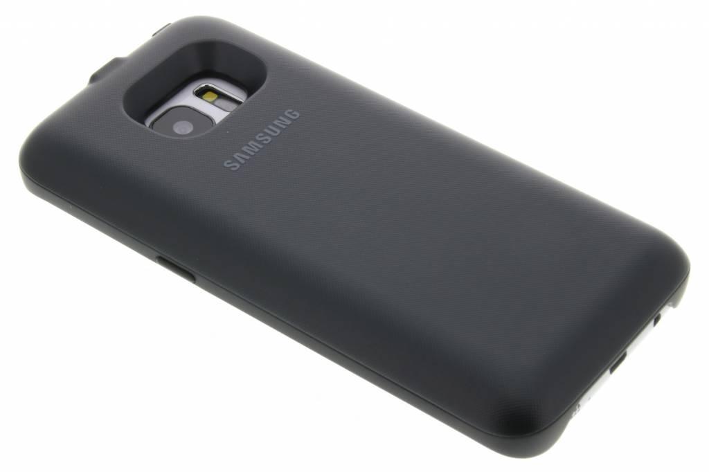 Samsung Backpack Battery Case voor de Samsung Galaxy S7 Edge - Zwart