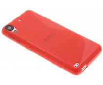 Rood S-line TPU hoesje HTC Desire 530