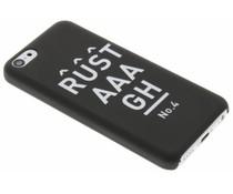 Rustaaagh No 4 hardcase hoesje iPhone 5c