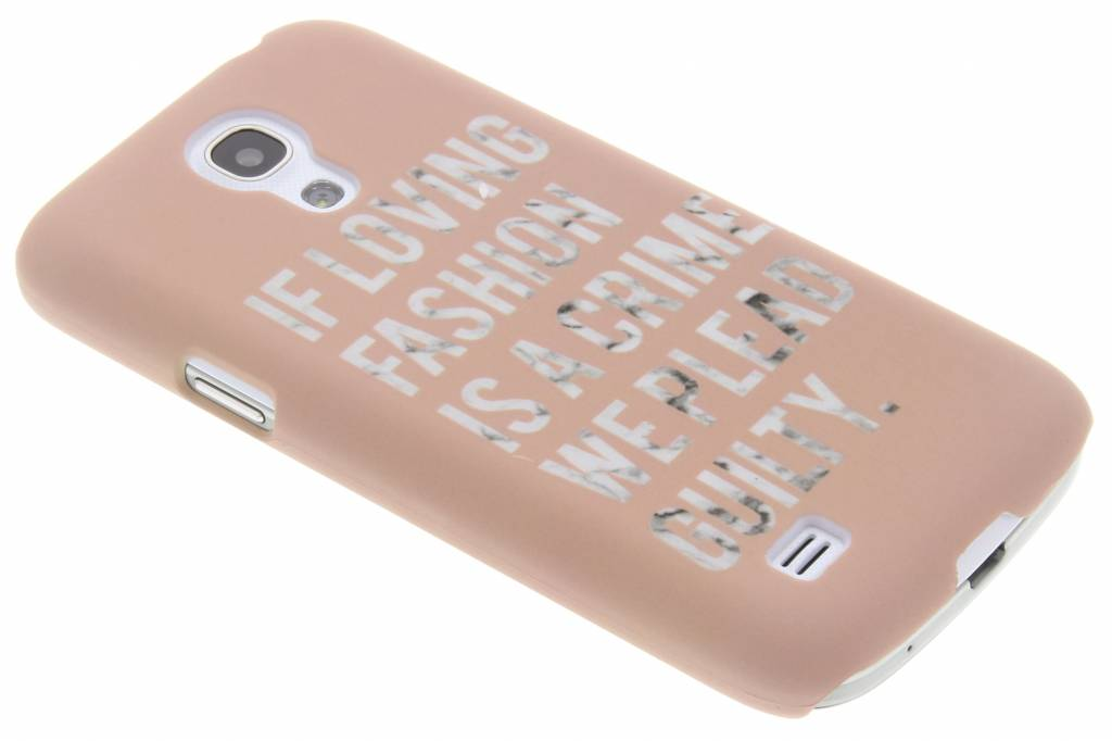 Loving fashion design hardcase hoesje voor de Samsung Galaxy S4 Mini