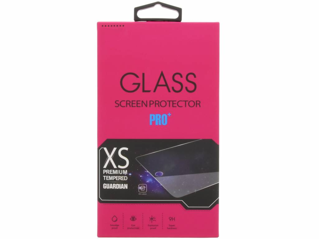 Gehard glas screenprotector voor de iPhone 4 / 4s