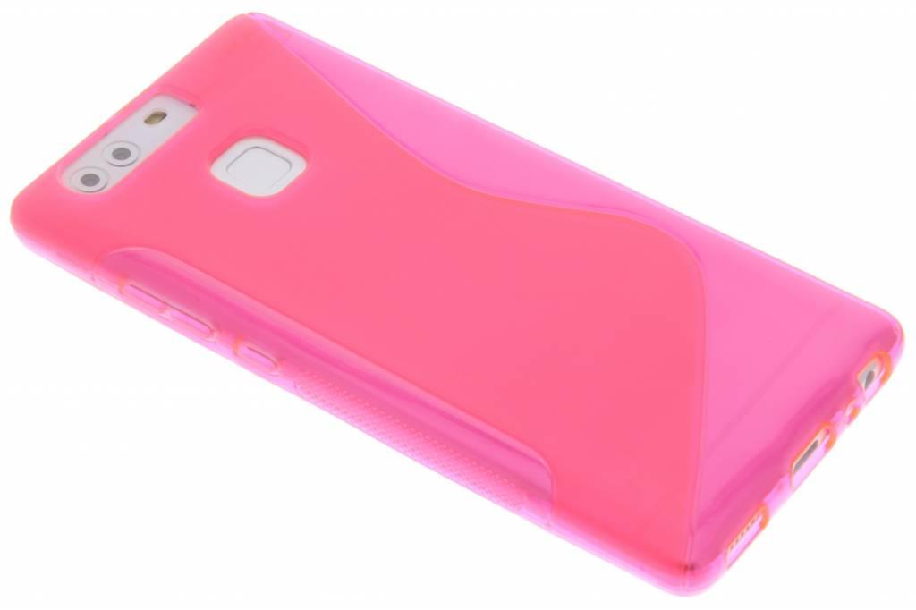 Rosé S-line TPU hoesje voor de Huawei P9