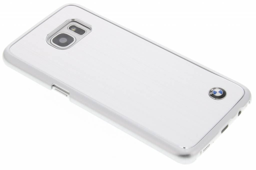Image of Brushed Aluminium Hard Case voor de Samsung Galaxy S7 Edge - Wit
