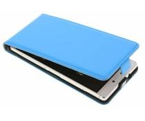 Mobiparts Premium flipcase Huawei P8 - Light Blue