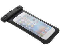 Zwart universele waterproof case maat M