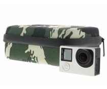 Legergroen opbergtasje GoPro camera