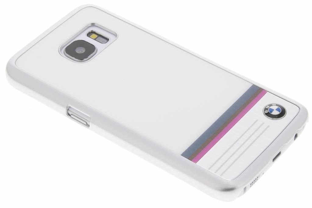 Image of Hard Case Aluminium Plate voor de Samsung Galaxy S7 - Wit