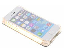 Zwart selfie hardcase hoesje iPhone 5 / 5s / SE