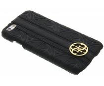 Guess Heritage Hard Case iPhone 6 / 6s - Zwart