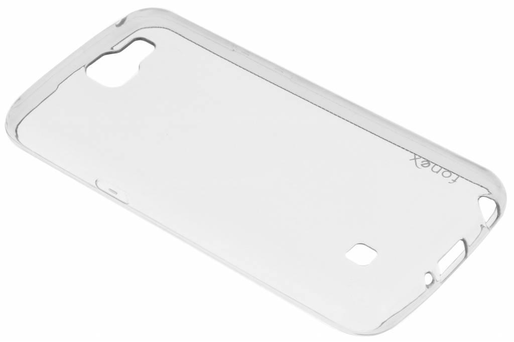 Fonex Invisible Ultra Thin Case voor de LG K4 - Transparant