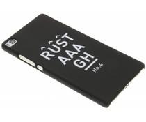 Rustaaagh No 4 hardcase hoesje Huawei P8