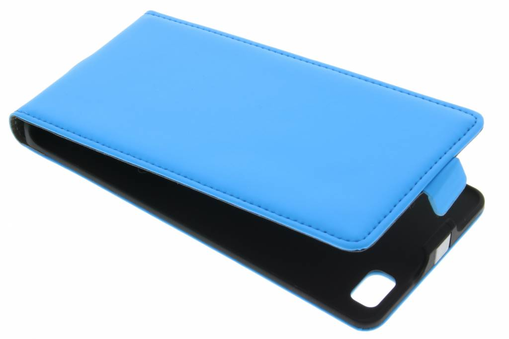 Mobiparts Premium Flipcase voor de Huawei P9 Lite - Light Blue
