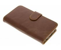 Lichtbruin 11-vaks wallet case Samsung Galaxy S6 Edge
