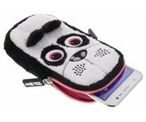 TabZoo Universele panda telefoonhoes