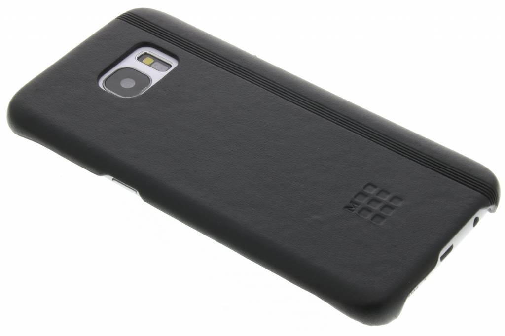 Moleskine Hard Case voor de Samsung Galaxy S7 Edge - Zwart