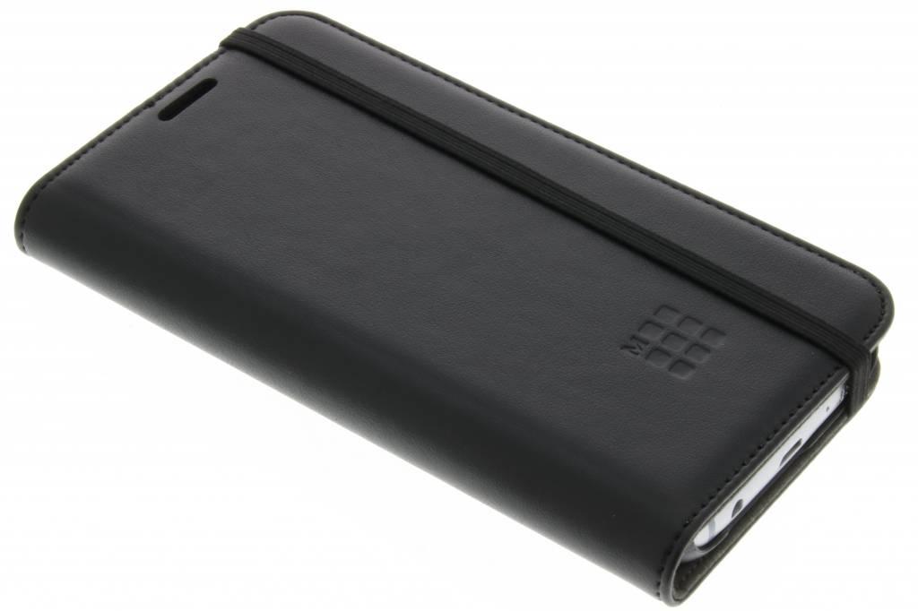 Moleskine Booktype hoes voor de Samsung Galaxy S7 - Zwart