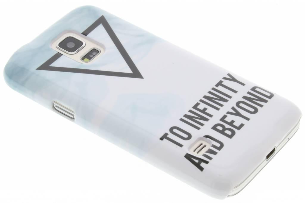 SmartPrint Infinity hardcase voor de Samsung Galaxy S5 Mini