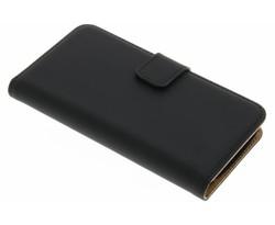 Selencia Luxe Book Case LG K4 - Zwart