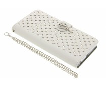 Chique strass booktype hoes Huawei P8 Lite