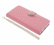 Chique strass booktype hoes Huawei P9