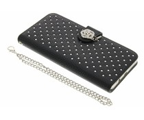 Chique strass booktype hoes Samsung Galaxy J5