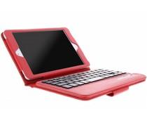 Booktype hoes met Bluetooth toetsenbord iPad Mini / 2 / 3